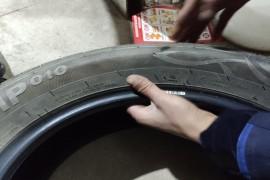 2019款帝豪自动豪华型左后轮轮胎质量问题