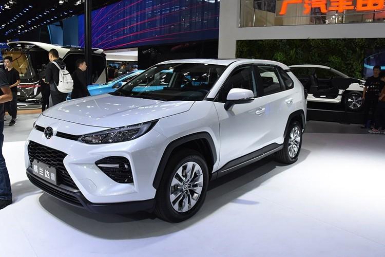 RAV4换壳 丰田威兰达或2020年4月上市