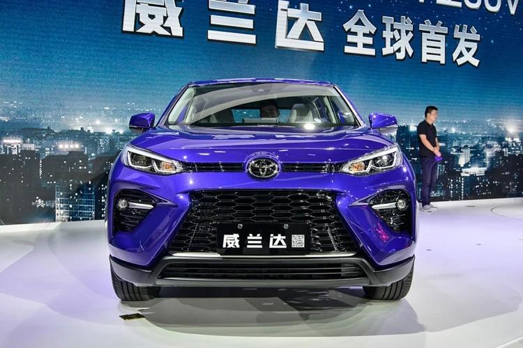 广汽丰田威兰达预售17.00-25.00万元