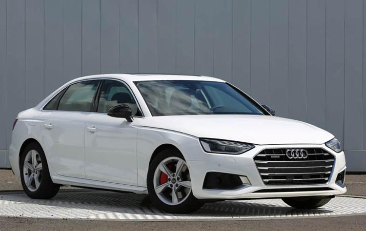 4月10日上市 新款奥迪A4L预售30.8万起