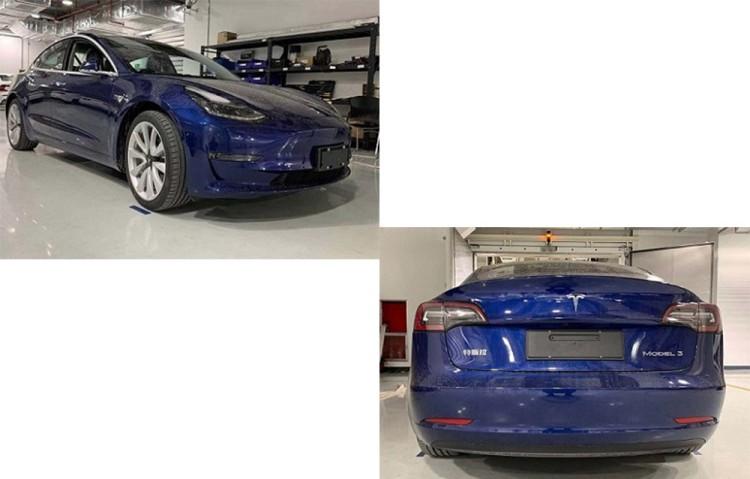 续航再次升级!国产Model 3新车型申报信息