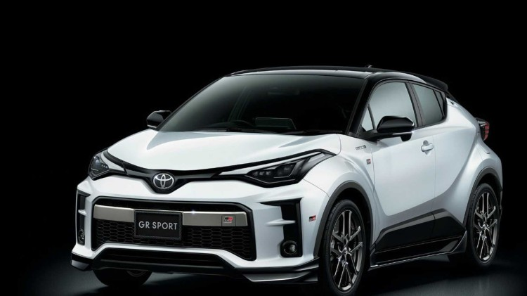 原厂改装/钢炮SUV 丰田GR C-HR官图发布