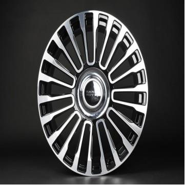 广为锻造汽车零部件 轮毂也能玩出新花样
