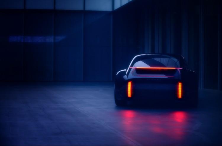 """""""感性运动""""新秀 现代新概念电动汽车将亮相日内瓦车展"""