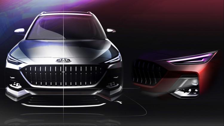 六座中型SUV 江淮S432设计图正式发布