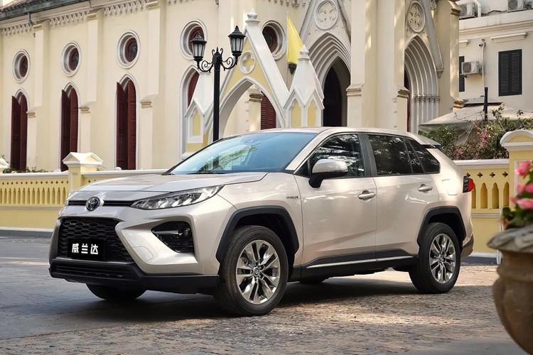 丰田TNGA架构又一力作 威兰达2月28日公布售价