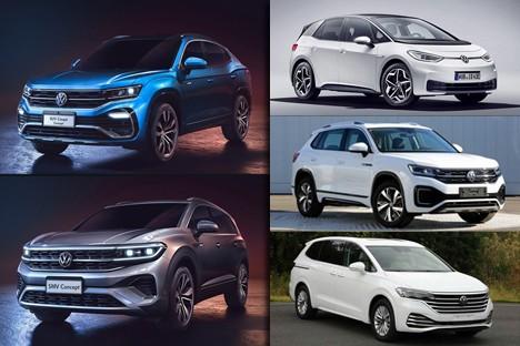2020年大众新车计划:卖得最好的家轿终于换代了!