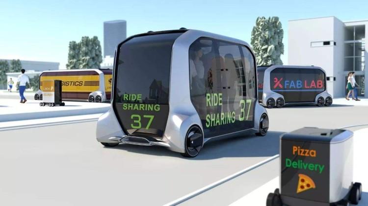 豪掷28个亿 丰田投资中国自动驾驶公司