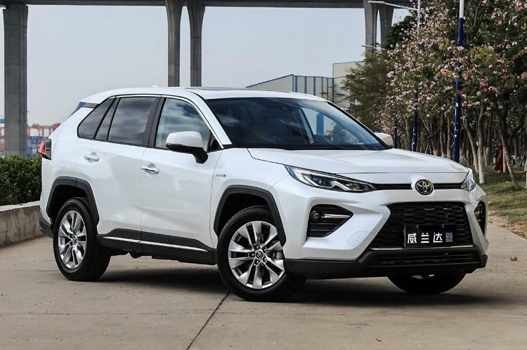 """丰田全新SUV来了,被称小号""""汉兰达"""",CR-V/奇骏面临最大挑战!"""