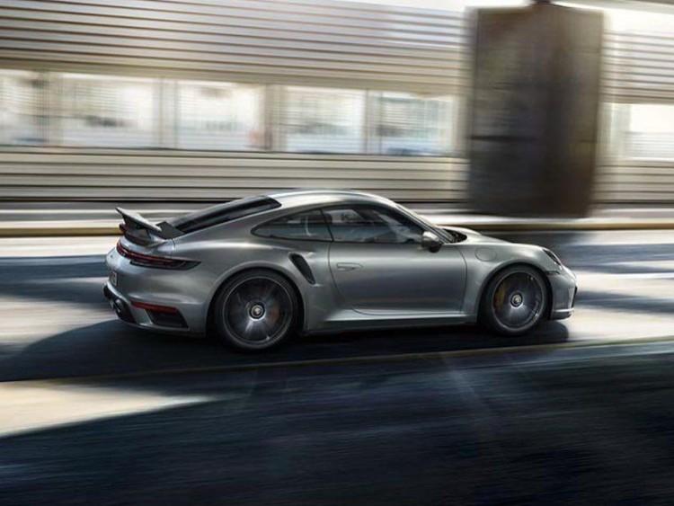 性能更暴躁 保时捷911 Turbo系列官图发布