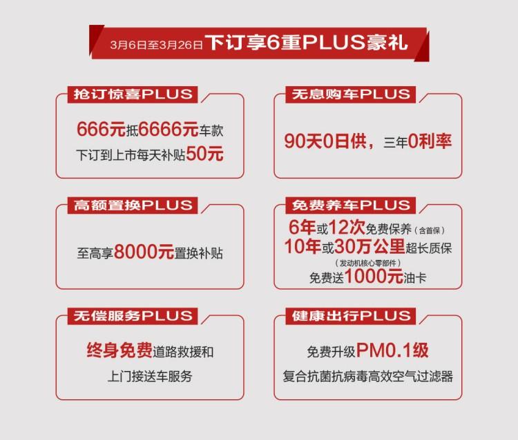 预售7.29万起 长安逸动PLUS将3月底上市