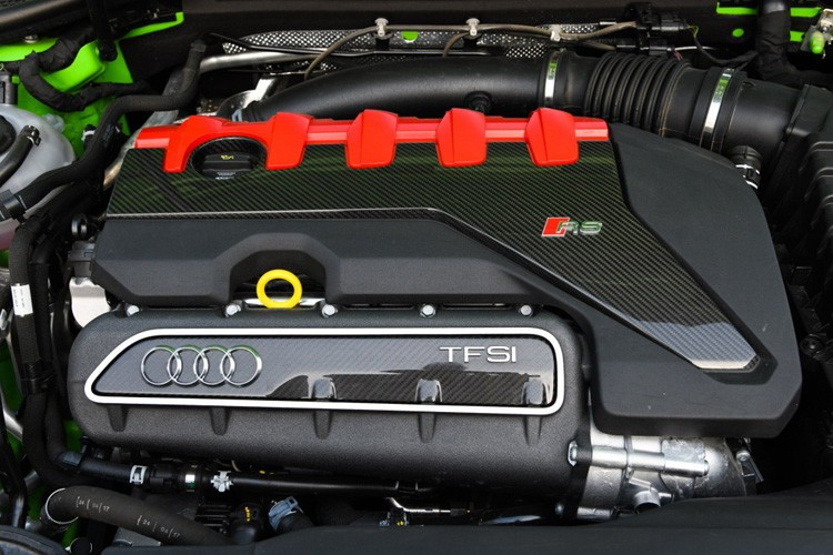 熟悉的五缸机头 新一代奥迪RS 3渲染图曝光