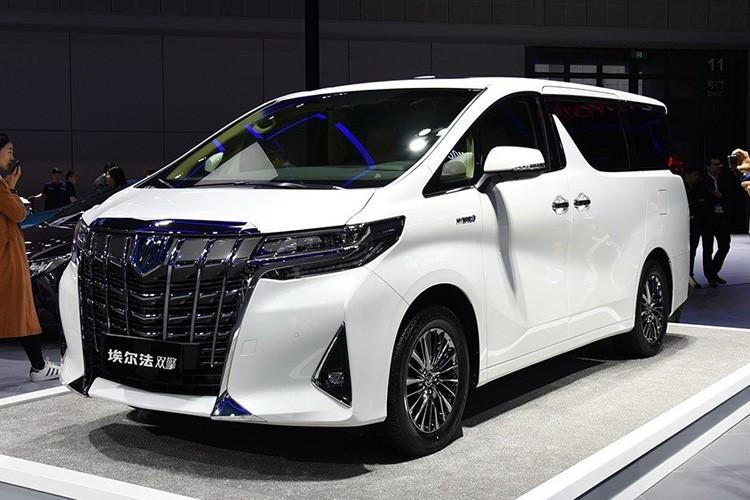 官方涨价1.4万 2020款丰田埃尔法双擎上市