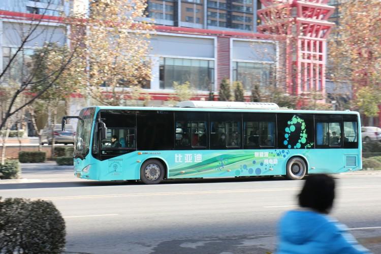 工信部:推动公共交通领域全面电动化