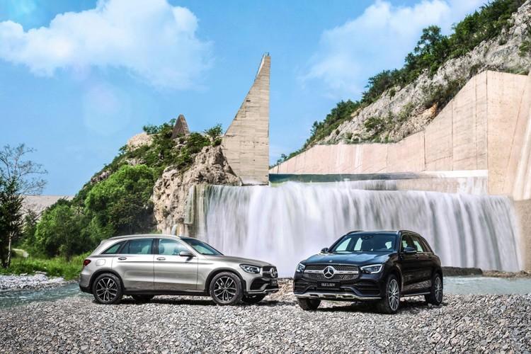新款奔驰GLC L正式上市 售39.48-58.78万元