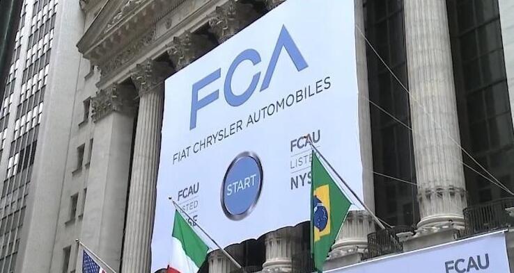 月产能100万 FCA将利用亚洲工厂造口罩