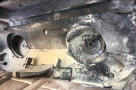 宝马x5燃油泵召回处理不当,后该部位起火,宝马至今未处理