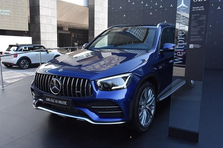 售65.88万起 新款AMG GLC 43正式上市