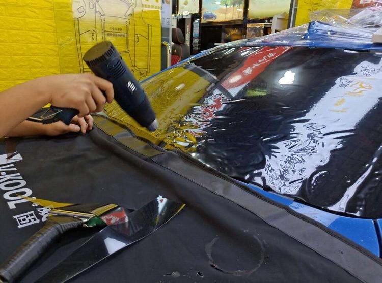 新买的车需要贴膜吗?看完你就全明白了!