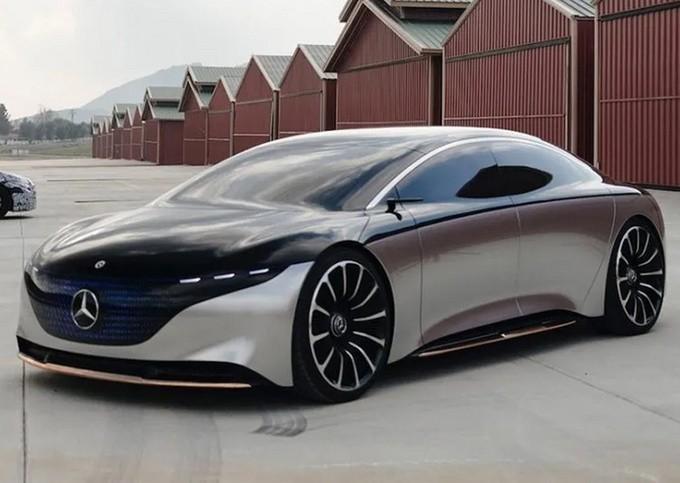 北京奔驰升级顺义工厂 具备生产S级电动车能力