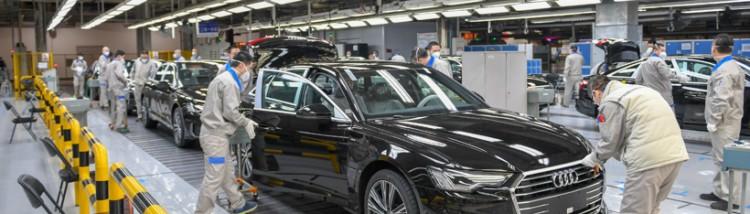 德国3月汽车销量下降38% 出口降至2009年以来最低点