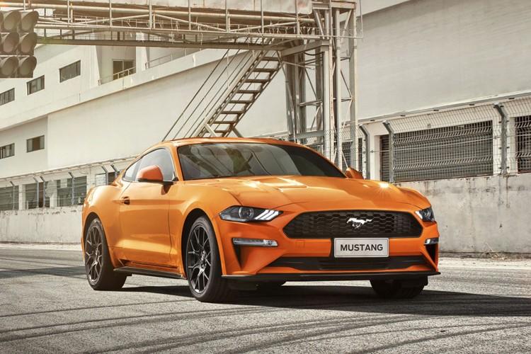 售39.48万元 福特Mustang新车型上市