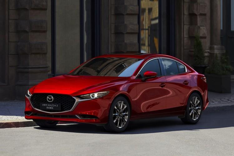 售12.99-13.99万 马自达3新车型正式上市