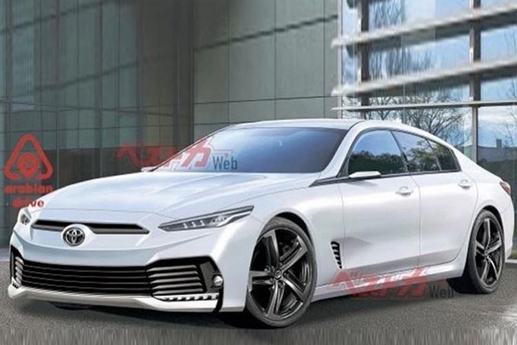 """锐志""""复活""""?丰田计划推出全新后驱B级车"""