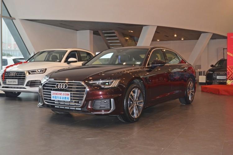配置升级 新款奥迪A6L车型售40.98万元起