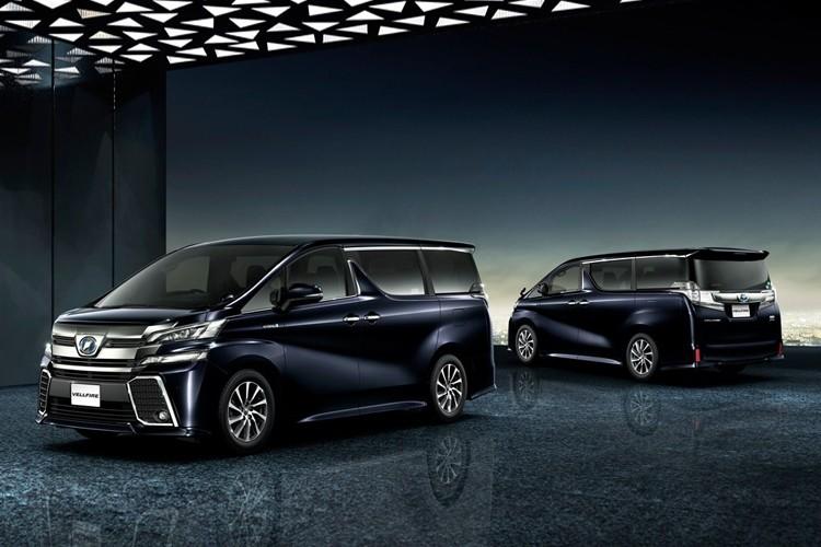 配置升级 新款丰田威尔法将4月30日上市