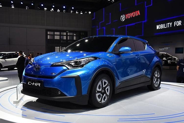 广汽丰田C-HR EV将于4月22日正式上市
