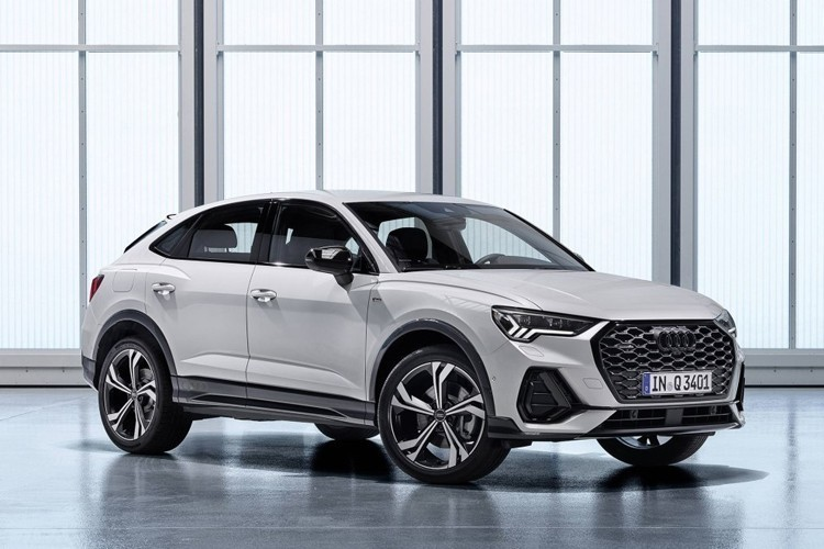定位轿跑SUV 奥迪Q3 Sportback将5月18日上市
