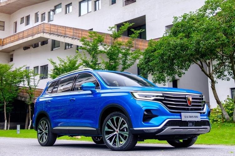 售14.58万元 荣威RX5 MAX新增车型上市