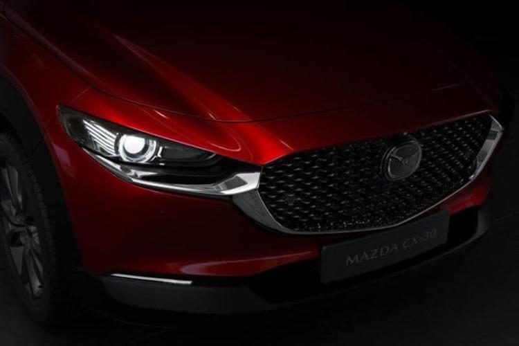 或12万起 马自达CX-30将4月26日开启预售