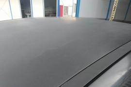 雪铁龙4S店喷漆后,漆面开裂且变为哑光色
