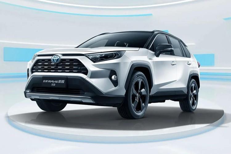 售19.98万起 丰田RAV4荣放三款特别版上市