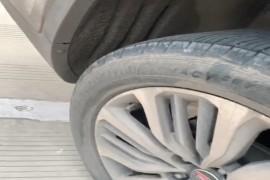 投诉上汽荣威RX8后桥异响,车轮跳动