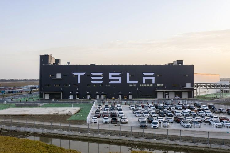 特斯拉官方回应上海超级工厂停工传闻