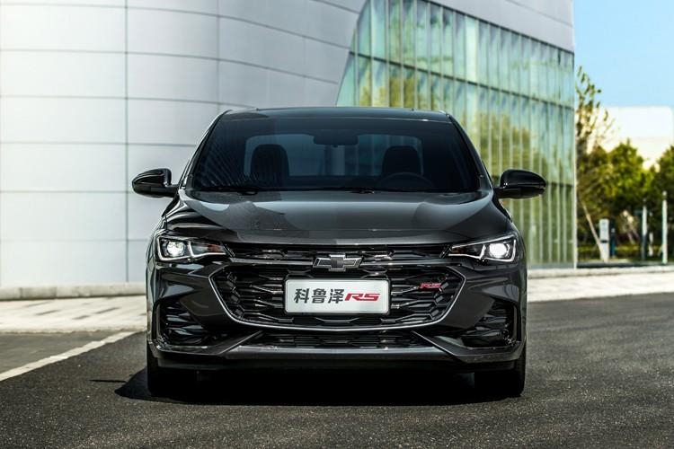 新增1.5L四缸车 雪佛兰新款科鲁泽8.99万起