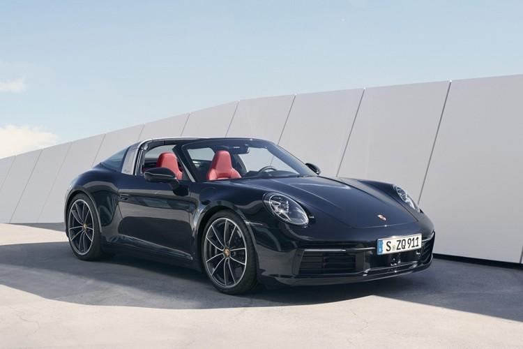 号称最帅保时捷 911 Targa 4/4S售149.90万起