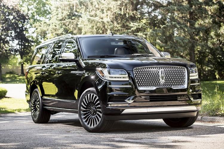 售110.80万起 林肯领航员新车型上市