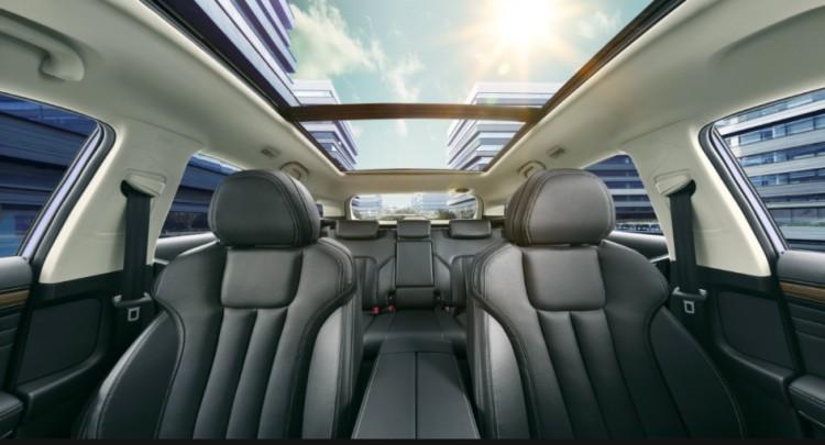 """福特领界S预售开启 """"智能社交驾舱""""10.98万起"""