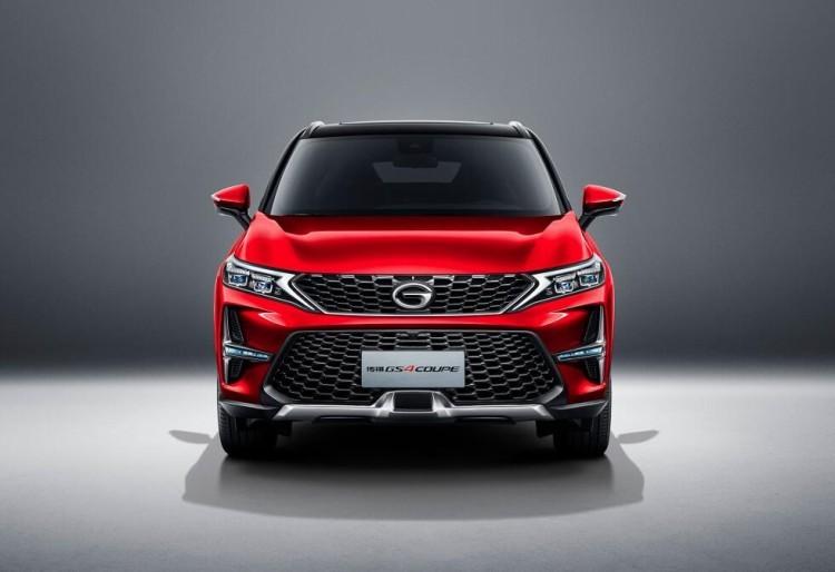 传祺GS4 Coupe上市 售13.68-14.68万元