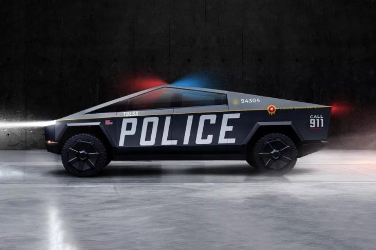 塔尔萨市长:特斯拉若在此建厂 就购买Cybertruck当警车