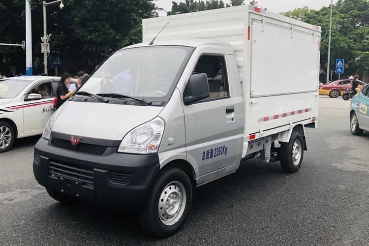 """助力""""地摊经济"""" 五菱荣光小卡翼开启车型售5.58万起"""