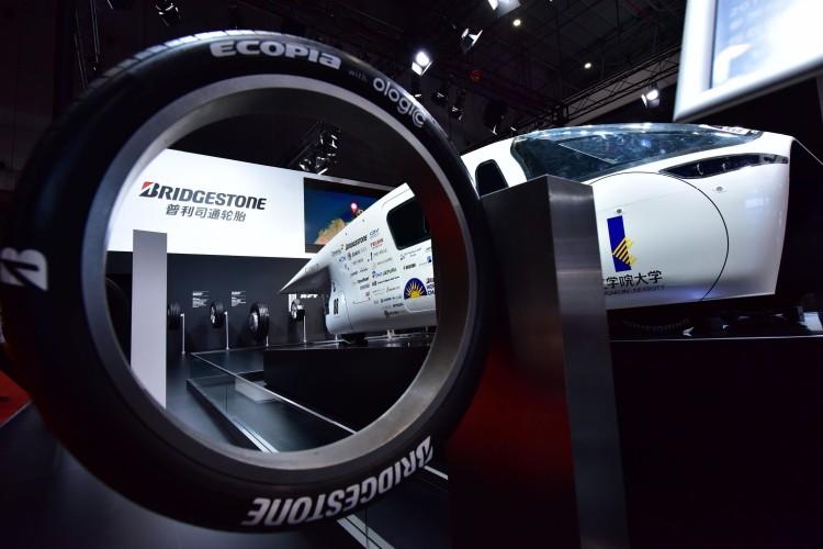 拒绝隐患 普利司通推轮胎实时监测系统