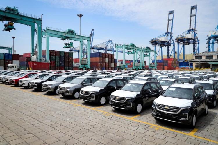 出口最多的中国品牌SUV!宝骏530全球车出口量逆势大涨86.2%