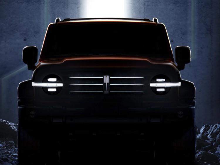 """比哈弗H9还""""野"""" WEY全新SUV车型预告图发布"""