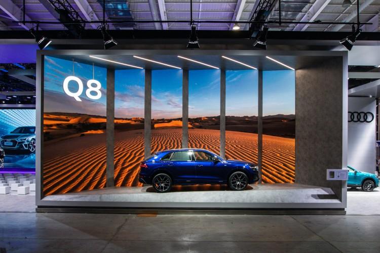一汽-大众奥迪携多款重磅车型助阵2020长春车展