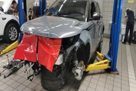 路虎车刚买一个月,全车多处报故障,发动机严重质量问题